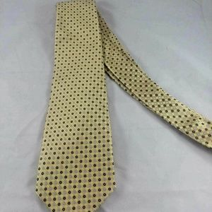 Donald J. Trump Signature Collection Gold Tie